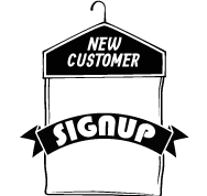 New Customer Signup